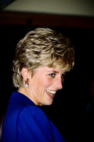 Diana S Pearl Earrings