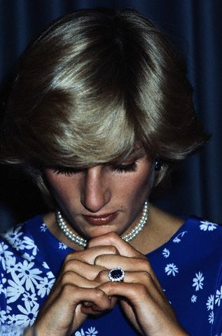 Diana Princess of Wales Princess Diana Wedding Band